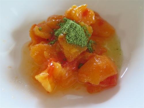 柿にモリンガIMG_6490