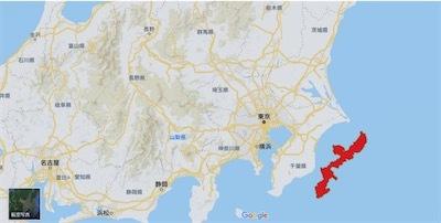 沖縄と房総半島20190314094845