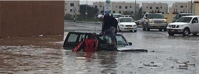 オマーンoman-flood-january-2020