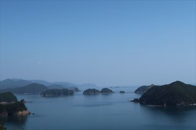 高崎山展望台-2