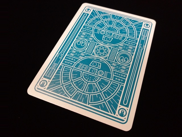 Star Wars Playing Cards (12)