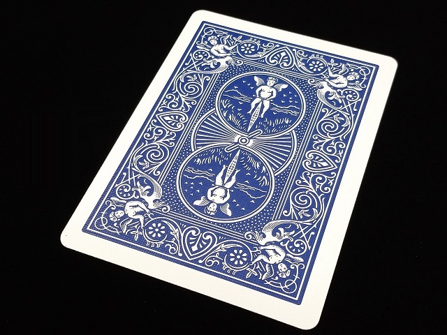 808 Seconds Playing Cards (BICYCLE) (5)