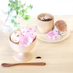 cara デザートカップ_高橋工芸_木製_木の器