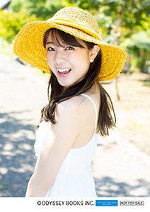 中西香菜ビジュアルフォトブック「香菜」特典生写真e-LineUP!01
