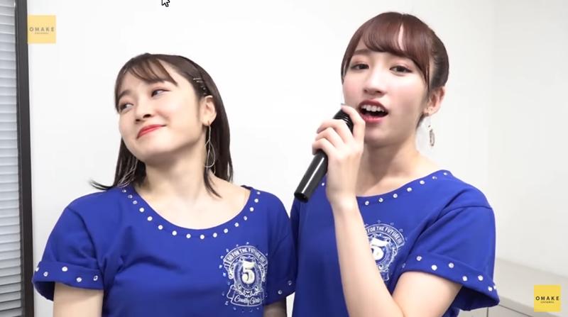 カントリー・ガールズ《楽屋レポート》結成5周年イベント!!!!14