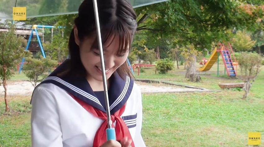小関舞《イメージ映像》 ミニ!グリーティング05