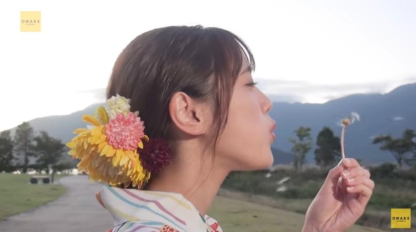 小関舞《イメージ映像》 ミニ!グリーティング11