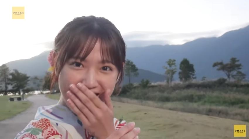 小関舞《イメージ映像》 ミニ!グリーティング10