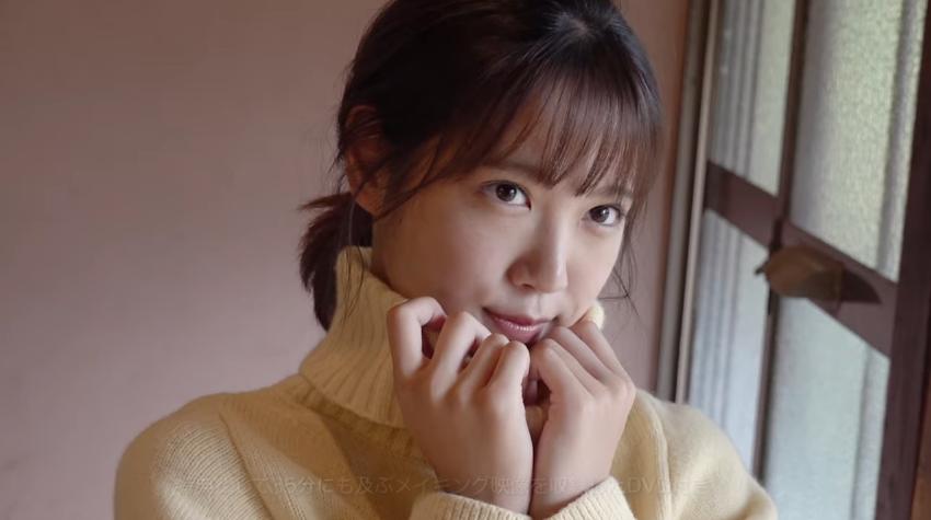 小関舞ファーストビジュアルフォトブック「舞BEST」ダイジェスト02