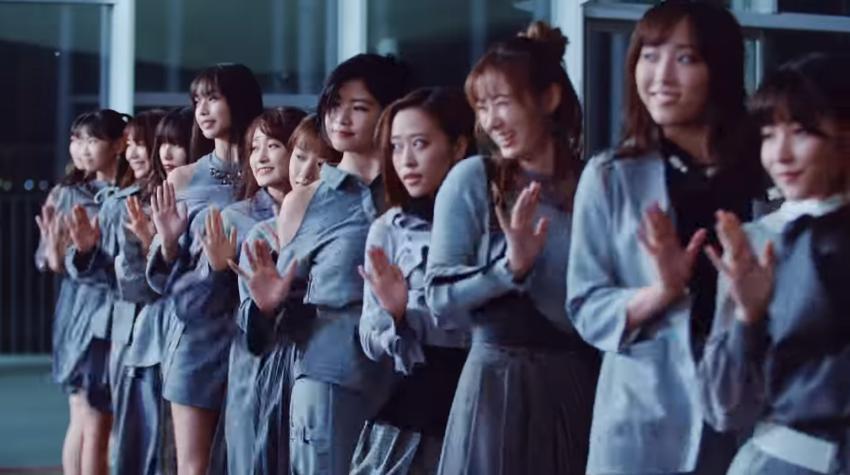 モーニング娘。20『人間関係No way way』MV15
