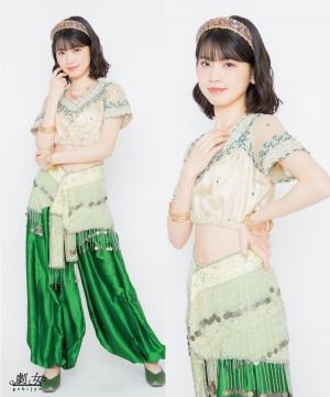 アラビヨーンズナイト 音効さん 小林萌花