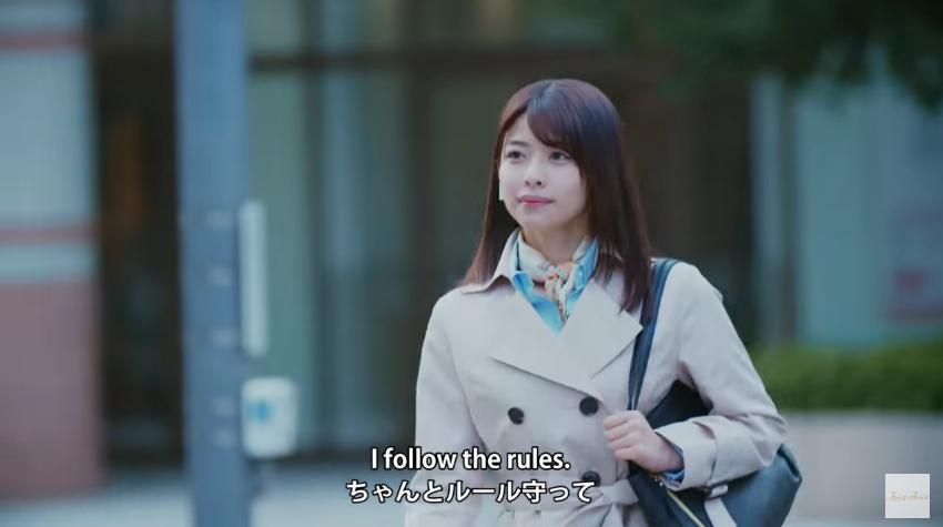金澤朋子『黄色い線の内側で並んでお待ちください』MV01