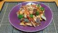 ぶりと野菜のトマト炒め 20200422