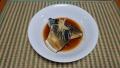 鯖の醤油炊き 20200428