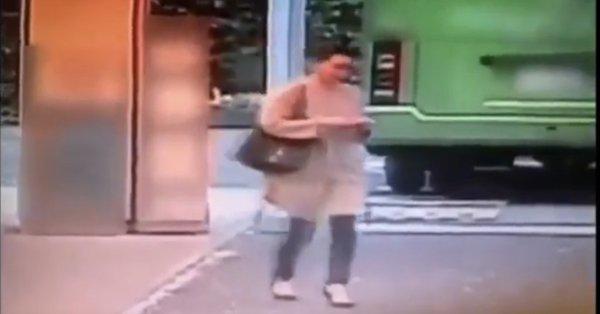 20200119伊藤詩織「膝の脱臼で歩けなくなった」・大股で力強く足早にホテルを出ていく防犯カメラ映像が流出!