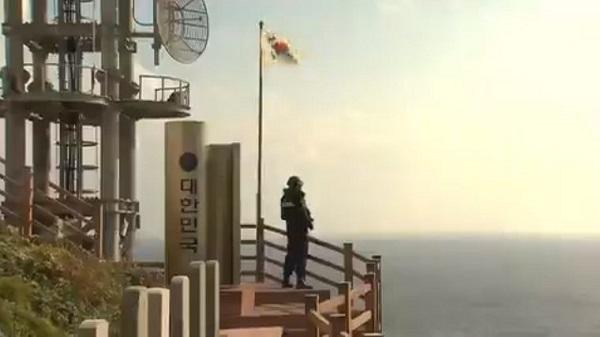 20200309日経新聞がCMに独島警備隊と韓国国旗→批判殺到→「CM『世界を変えよう』に誤解招く表現あった」