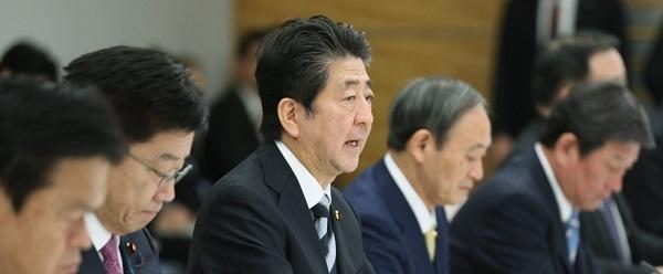 20200223官邸「中国人の入国停止をする気は全くない。署名と署名人のコメントは受けとれない」・高須克弥報告