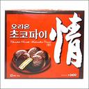 森永製菓「エンゼルパイ」に似たロッテ「チョコパイ『情』」