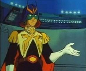 >韓国版ガンダム(=当然、韓国側はオリジナルであると主張)、『Space Black Knight』を紹介
