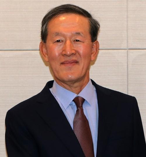 韓国全国経済人連合会の 許昌秀(ホ・チャンス)会長