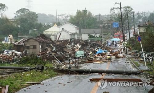 【台風19号】買い込みの中、残った韓国製ラーメンが話題に