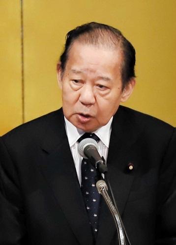 20200112二階俊博の「千人で訪韓」計画にツッコミ殺到「YOUは何しに韓国へ?」・売国奴の自民党幹事長
