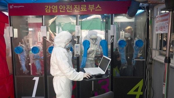 韓国の迅速検査キットの正確な判定率がわずか56%だから使い物にならず、謎の「再陽性」も多数報告されている韓国のズサンな検査