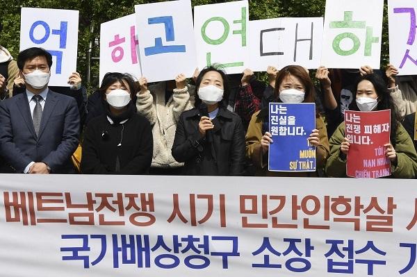 20200423ベトナム戦争被害者が訴訟!韓国政府が初の「加害者」に!韓国人の屁理屈がマジキチ過ぎて理解不可能