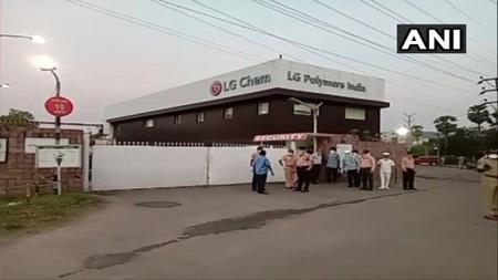 「ガス漏れ」のLG化学に5億ルピーの供託金を命令=インド環境裁判所