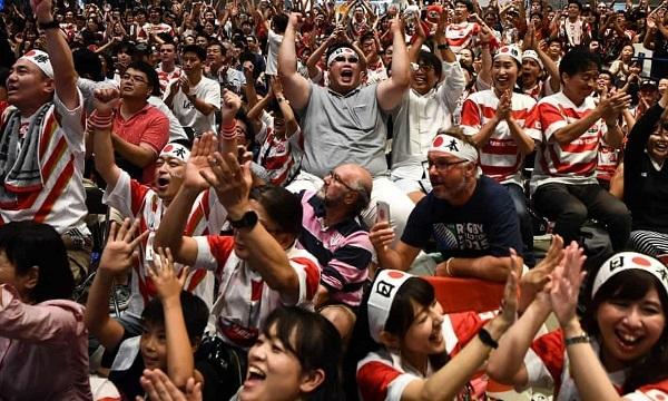 20191016必読推奨!英紙「台風惨禍の日本が世界に示した反抗と技!『おもてなし』」・日本対スコットランド