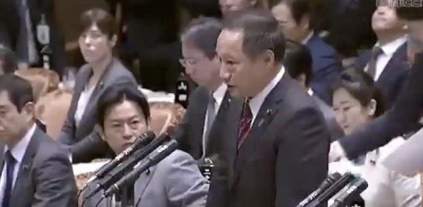 """自民 山田宏「新型コロナは中国の武漢発なので""""武漢肺炎""""と呼ばせていただく。今、中国は『武漢発症じゃない!世界に蔓延したのは日本と韓国のせい!』という論調が出てる。名前を新型コロナと曖昧にすると、どこが"""