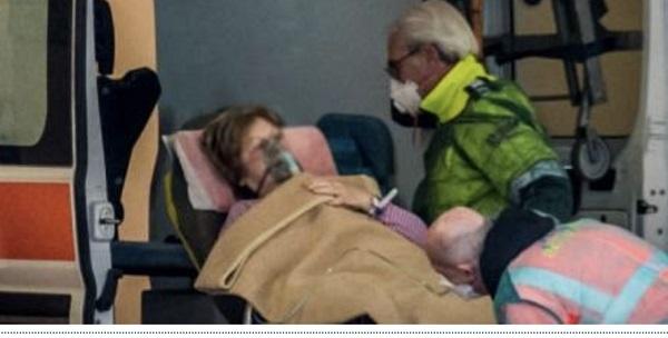 イタリアは、医療崩壊により、「60代以上に人工呼吸器使わず」!