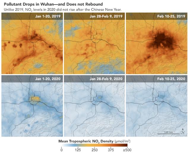 20200223ウイルスで支那の大気汚染が改善!死亡率急低下!日本は原発を再稼働し福島の処理水は海洋放出しろ