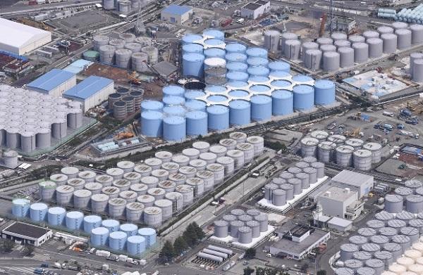 福島第一原発の処理水