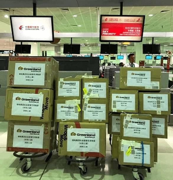 オーストラリアで消毒薬、粉ミルク、マスクが無くなる 調べてみるとほとんどが中国に送られていた