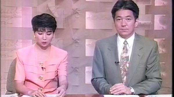 1995年10月、日本テレビは「TBSが放映前に坂本弁護士のインタビュービデオをオウム幹部に見せた」と報道した!同日、TBSの杉尾秀哉は、「ニュースの森」の番組内で日テレの報道を否定した上、日テレに抗議声明まで出