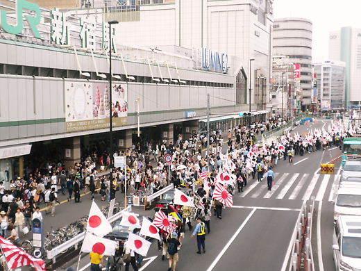 【2012年6月24日】日韓国交断絶国民大行進