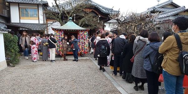 20200225京都や浅草に日本人観光客が急増!京都市民「この状況がずっと続けばいい」・インバウンド糞食らえ