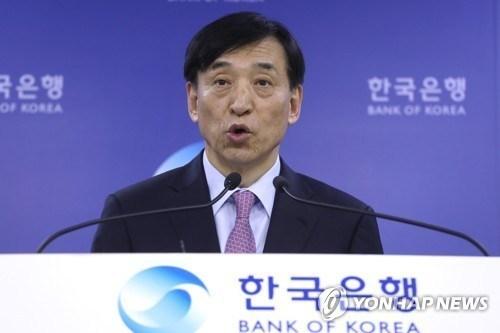 イ・ジュヨル韓銀総裁「日本との通貨スワップも意義がある