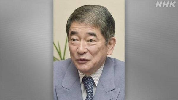 20200508売国奴の岡本行夫が死亡!武漢ウイルスで!支那や韓国のために日本を徹底的に悪者に貶めた元外交官