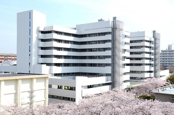 自衛隊病院の中核「新自衛隊中央病院」