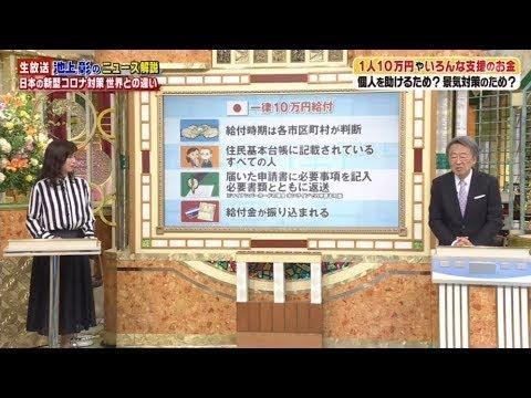 池上彰のニュースそうだったのか!! 動画  2020年4月25日 Part 2/2 感染者減った国