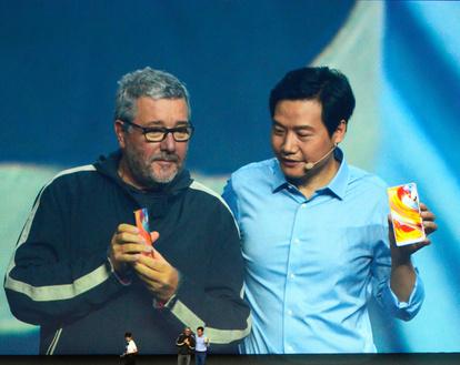 20200507支那Xiaomiが長崎原爆CM!寿司食べファットマンに!日本家屋から上空へ!爆発してキノコ雲