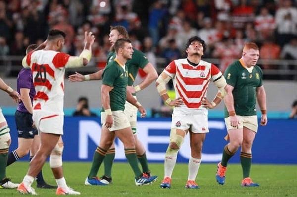 20191021【ラグビーW杯】日本8強敗退、歴史的快進撃に幕・南アに力負け・日本快進撃に海外メディア絶賛の嵐