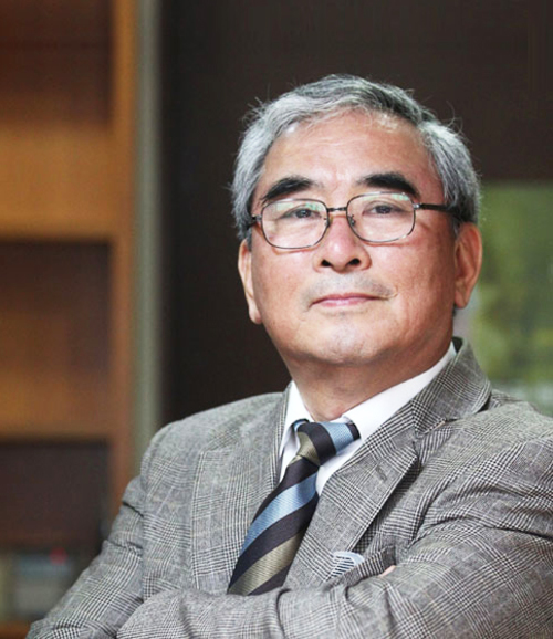 代表著者の李栄薫 前ソウル大学教授
