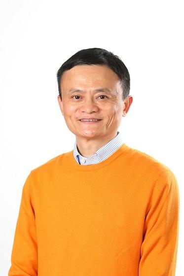 アリババグループの創業者、馬雲氏(資料写真、撮影日不明)。