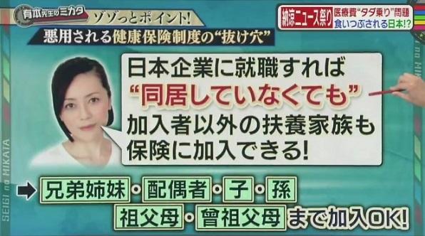 """「外国人が留学生の振りをして…」悪用される健康保険制度の""""抜け穴"""" ネット「廃止にしろ」「ひどすぎる」「日本人第一で考えて欲しい"""