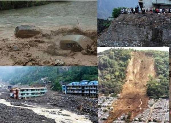 2010年8月、死者・不明2千人超 甘粛省チベット族地区で特大土石流 ダム建設・環境破壊が