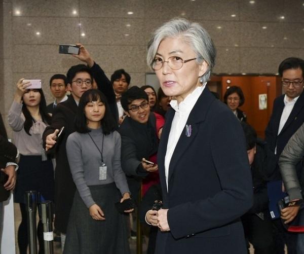 韓国外相「我々はGSOMIAをいつでも終了させられる」