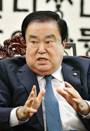 日韓議会未来対話、開催見送り決定 日本側がムンヒサンの発言に反発